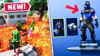 NEW FREE SKIN, VOLCAN EVENT - Fortnite News!