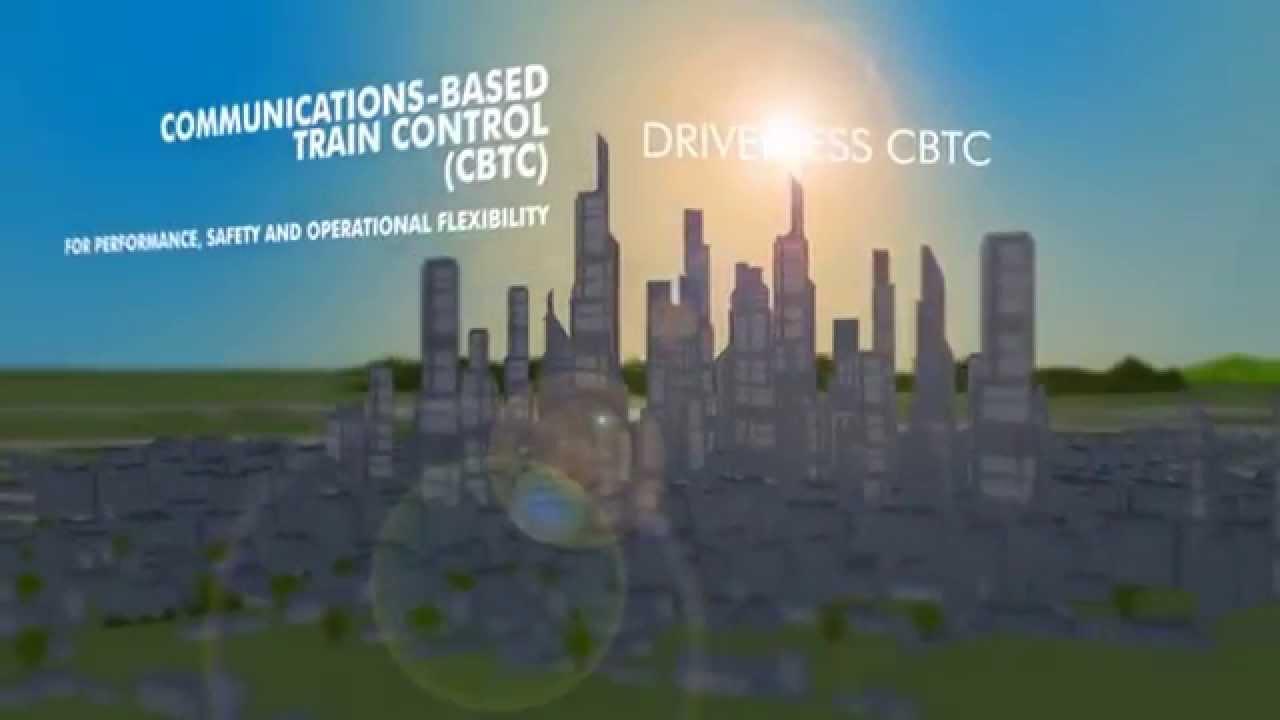 Train control / CBTC | Thales Group