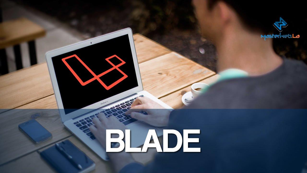 Laravel 5.1 [Video 5] - Motor de Plantillas Blade - YouTube