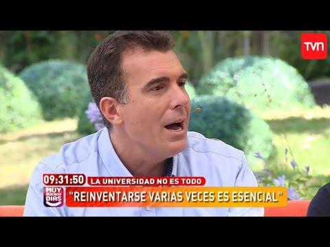 Oscar Contreras - Buenos Dias a Todos TVN 2017