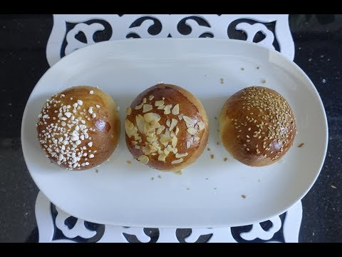 brioches-marocaines-(krachel)(fr) -recette-traditionnelle