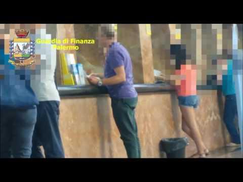 Palermo - La Guardia di Finanza scopre falso cieco. Truffa da 300 mila euro