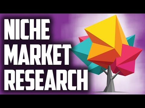 Niche Research - Keyword Market Niche Research Software