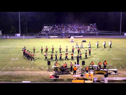 Southside High School Marching Band 2010-2011