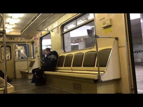 Новосибирский метрополитен. Дзержинская линия.