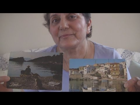 Greekamerican: Angelo's Mom's Childhood, Immigration, and Marriage