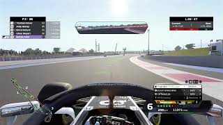 Trendurance League F1 2020 Fransa Yarışı (P2)