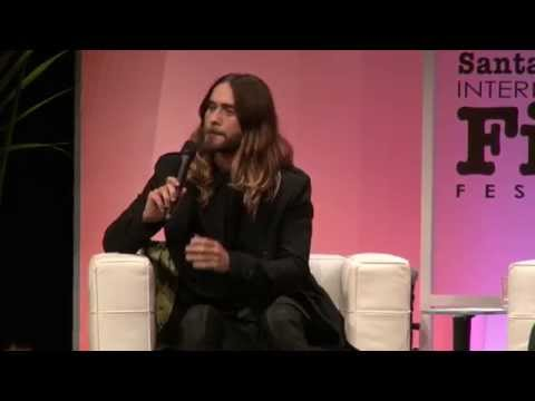 Jared Leto's Awesome Response to Heckler!