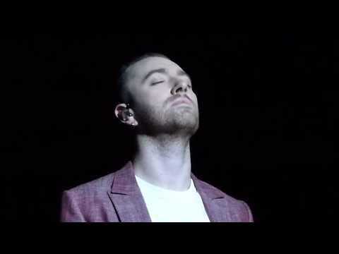 Sam Smith 'Burning' live - Birmingham 04.04.18 HD