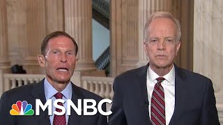 Senators Call For Oversight In Olympic Sports | Morning Joe | MSNBC
