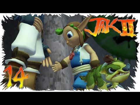 Let's Play Jak 2: Renegade (german) - #14 Der Kindergarten Held