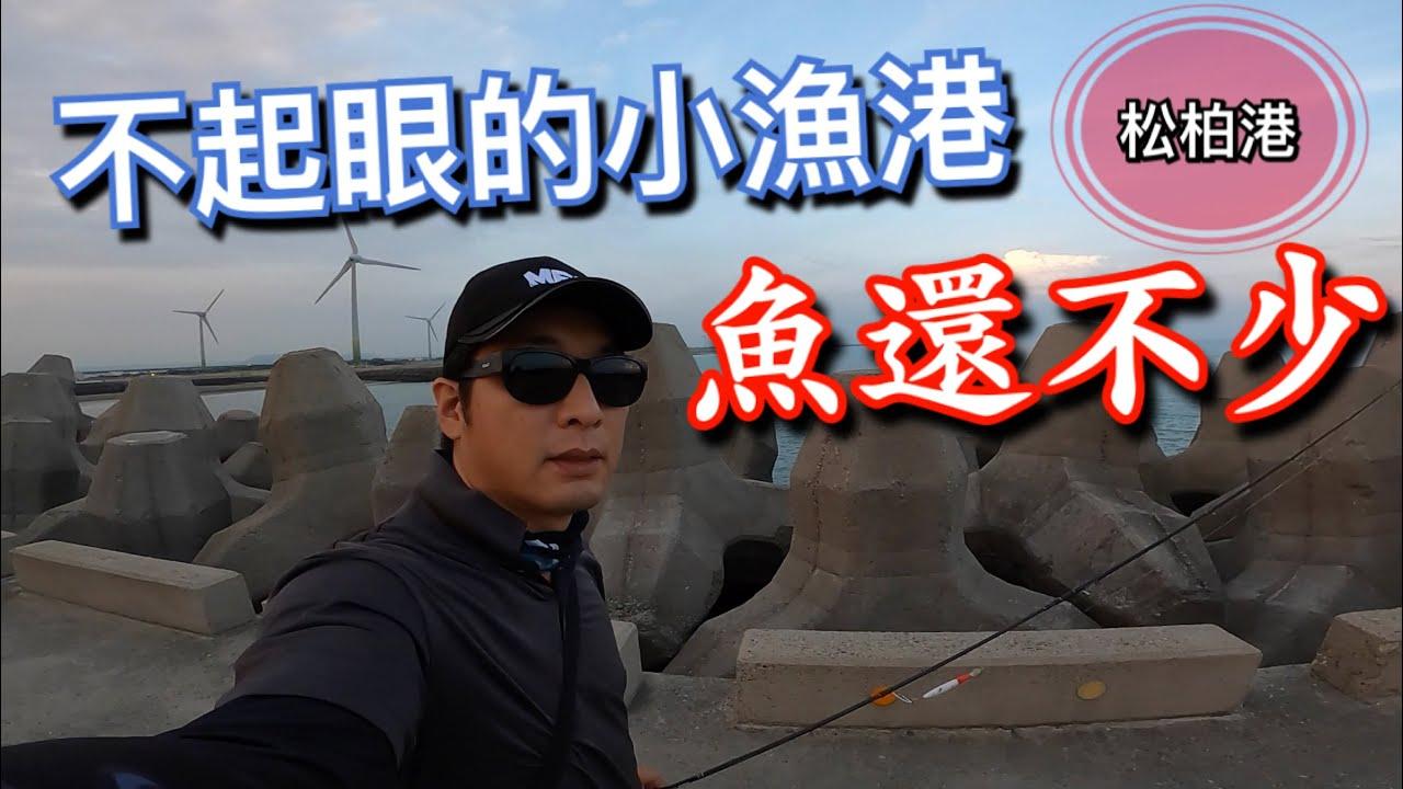 第一次來台中松柏漁港釣查就被剪,不起眼的小漁港還真的有魚!岸拋路亞 微鐵 赫馬士 shore slow jigging in Taiwan