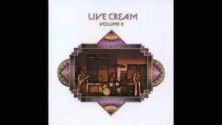 Cream - Sunshine Of Your Love (Live Cream Volume II)