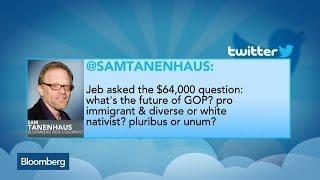 GOP's Future: Pro Immigration or White Nativist?