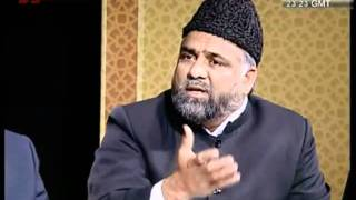 Was Jesus (Isa) miraculously raised to the heavens-persented by khalid Qadiani.flv