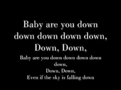 Jay Sean Ft Lil Wayne Down - Lyrics