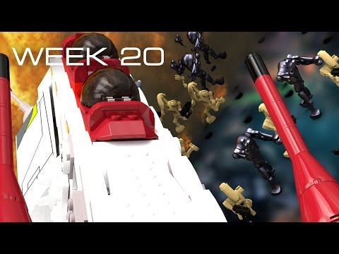 Building Kashyyyk in LEGO - Week 20: HUGE LEGO HAUL
