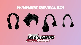Life's Good Music with Charlie Puth | Winners Revealed! | LG