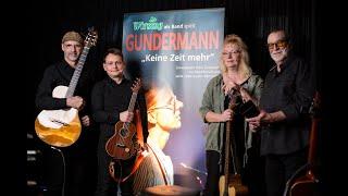 Wirsing als Band spielt Gundermann