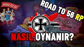 ALMANYA | ROAD TO 56 RP REHBERİ | HEARTS OF IRON 4