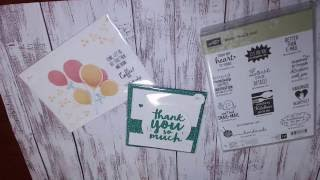 how to package your cards for sale stampin up australia
