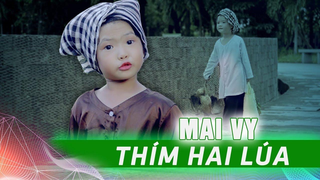 THÍM HAI LÚA – MV 4K Đậm chất miền tây của thần đồng âm nhạc Việt Nam 4 Tuổi Bé MAI VY
