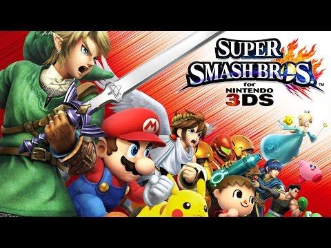 Análisis / Review Videojuego: Super Smash Bros. 3DS