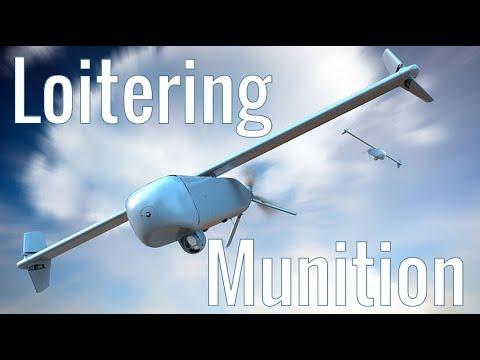 Israeli Mini Harpy Drone