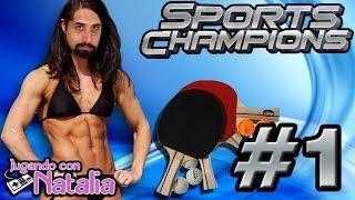 Adelgazando Con Natalia - Sport Champions PS3 Move #1