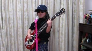 ギターはむちゃくちゃです。