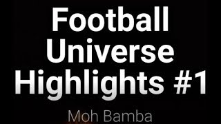 Roblox Football Universe Highlights #1