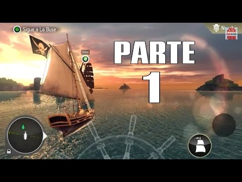 Assassin's Creed Pirates Walkthrough Gameplay Parte 1