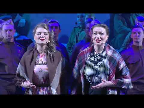 Сибирский хор в праздничном концерте