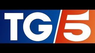 Ora esatta + Nuova sigla TG5 Prima Pagina in vigore da lunedì 16 aprile 2018