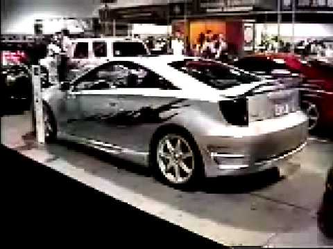 SEMA auto show-Long Beach Convention center, Long Beach, California