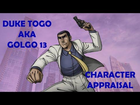 Duke Togo / Golgo 13 Character Appraisal (Golgo 13 - 2008-2009)