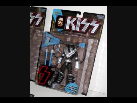 KISS Peter Criss//Ace Frehley//Paul Stanley Ultra Action Figure McFarlane 1997 3!!
