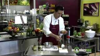 How To Make Salad Dressing: Balsamic Vinaigrette
