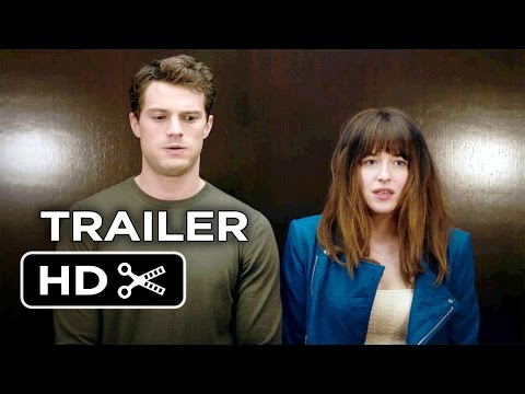 Fifty Shades of Grey Official Trailer #2 (2015) - Jamie Dornan, Dakota Johnson Movie HD