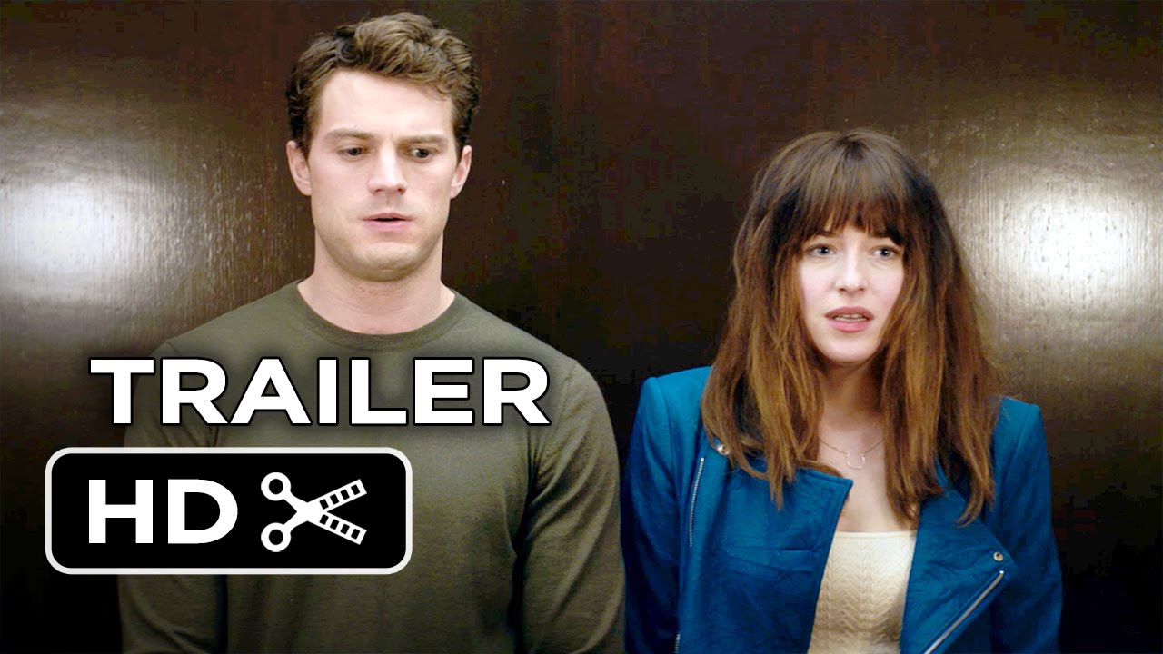fifty shades of grey official trailer jamie dornan fifty shades of grey official trailer 2 2015 jamie dornan dakota johnson movie hd