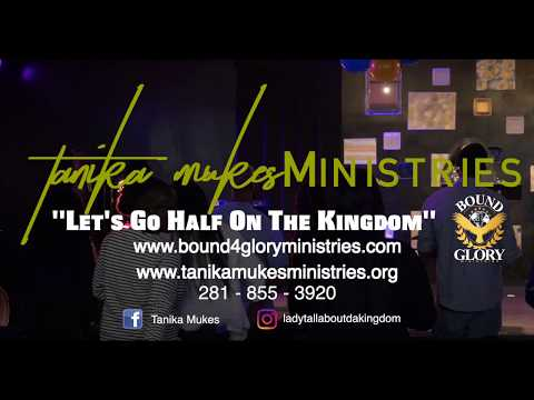 "Pastor T ""Let's Go Half On The Kingdom"""