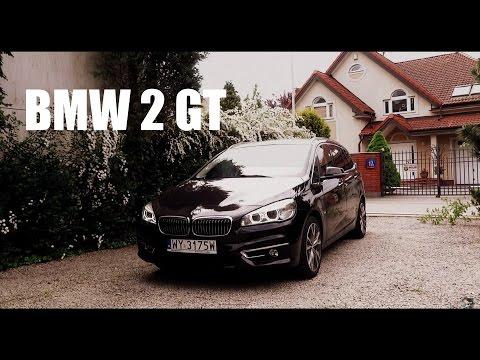 2016 BMW 2 Series Gran Tourer Review [PL] Test Recenzja Prezentacja PL
