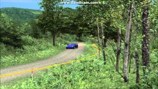 RBR - Xsara WRC rain test