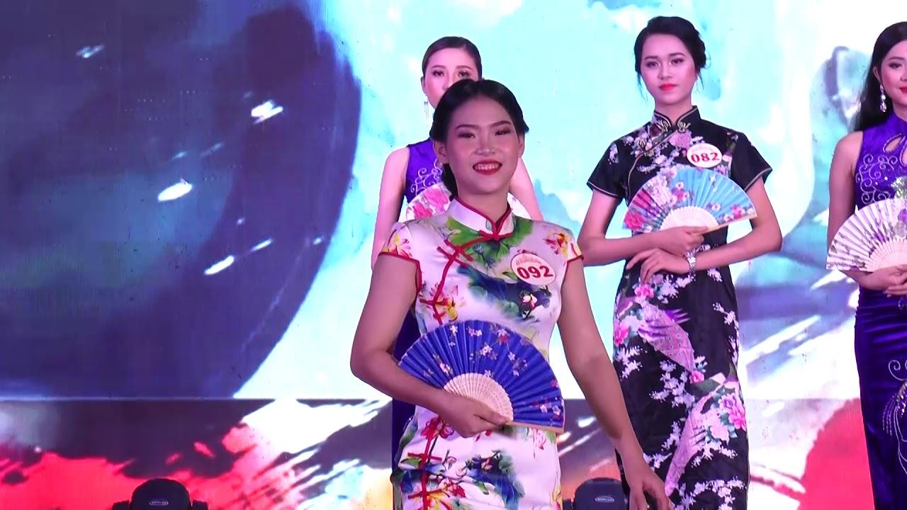 Trình Diễn Trang Phục Sườn Xám – Nét Đẹp Cộng Đồng Nữ Sinh Việt Hoa 2019   Tất tần tật thông tin về thời trang nữ