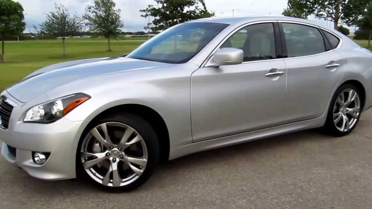 2013 infiniti m37s in wheel time review youtube vanachro Image collections