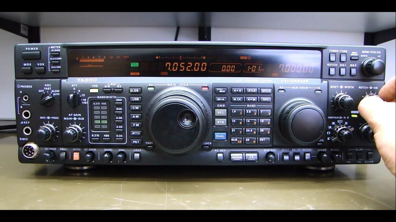 ALPHA TELECOM: YAESU FT-1000MP TECLADO/CONTROLES INOPERANTES e MUITAS GAMBIARRAS!!!