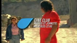 Cine Club // Marius et Jeannette