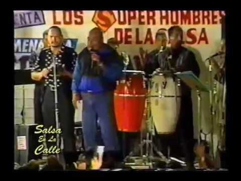 Salsa En La Calle Presents Angel Canales in Panama