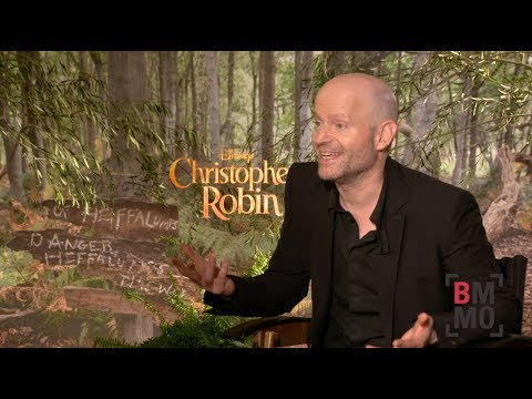 Marc Forster Interview - Christopher Robin Mp3