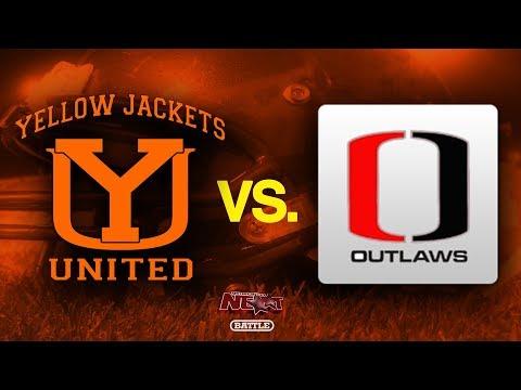 SAN ANTONIO OUTLAWS vs YU YELLOWJACKETS 10U/13U